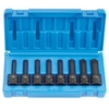 "Image Grey Pneumatic 1300T 1/2"" Drive 8 Piece Internal Torx Impact Driver Set"