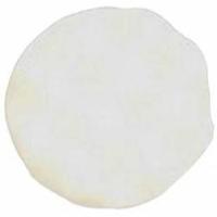 """Image Ingersoll Rand 03F-MEDFM-6 3"""" POLISHING PAD WHITE F/3129"""
