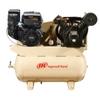 Image Ingersoll Rand 46821344 14hp Gas Drive Air Compressor - Kohler Engine