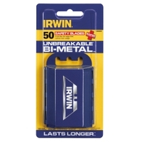 Image Irwin Industrial 2088300 UTILITY KNIFE BLADES 50/PACK