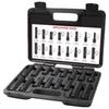 Image Steelman 78537 16pc Locking Wheel Nut Master Key Set