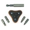 Image Kastar 5222  6-Piece Fine Tooth Ergonomic Design Finger Ratchet