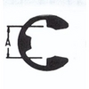 Image KD Tools KDS1006 SNAP RING E-RING 7/32IN. 0.185 20/PK
