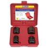 Image Ken-tool 30254  4 Piece Lug Nut Remover Impact Socket Set