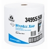 Image Kimberly Clark 34955 WYPALL X60 WIPERS WHITE JUMBO ROLL KREW 500