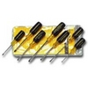 Image Klein Tools 85076 Screwdriver Set 7-Pc Cushion-Grip Assortment w/ Pouch