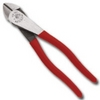 Image Klein Tools D248-8 Diag-Cutting Pliers Hi-Leverage Angled Head 8""