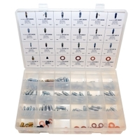Image K Tool International DY-BSA-3 Bleeder Screw Assortment Kit