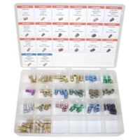 Image K Tool International KTI-00048 86-piece Master Brake Fittings Assortment