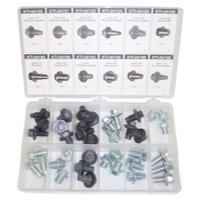 Image K Tool International KTI-00058 40-piece Automotive Drain Plug Assortment