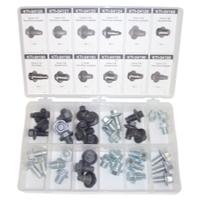 Image K Tool International KTI-00058 40-piece Automotive Drain Plug Assortment