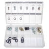 Image K Tool International KTI-00059 27-piece Oversize Drain Plug & Gasket Assortment
