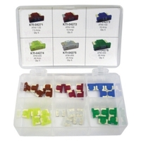 Image K Tool International KTI-00068 Low Profile Mini Fuse Asst30pc