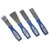 Image K Tool International KTI-70005 4-piece Scraper Set with Stainless Steel Blades