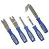 Image K Tool International KTI-70031 5-piece Upholstery Clip Remover Set