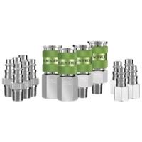 Image Legacy Manufacturing A53458FZ Flexzilla High Flow Coupler & Plug Kit, 14 pc