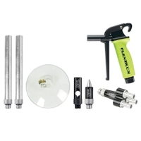Image Legacy Manufacturing AG1200FZKIT Flexzilla 6 Pc. Blow Gun Kit