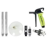 Image Legacy Manufacturing AG1200FZKIT Flexzilla 6 Pc. Blow Gun Kit