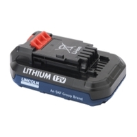Image Lincoln Lubrication 1261 12V Lithium Ion Battery