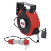 Image Lincoln 91027 Heavy Duty Reel w/ 50' Cord & 30 LED Light