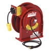 Image Lincoln 91031 Heavy Duty Extension Cord Reel 20amp Receptacle