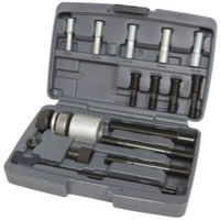 Image Lisle 53760 Harmonic Balancer Installer Kit with 12 Adapters
