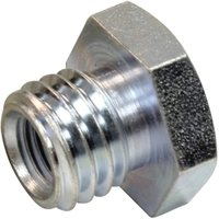 """Image Makita 323015-A SPINDLE ADAPTER 5/8""""-11 TO M10 X 1.25"""