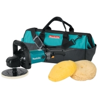 "Image Makita 9237CX3 7"" POLISHER/SANDER"