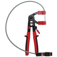 Image Mayhew 28680 Professional Hose Clamp Pliers w/ Flex Cable