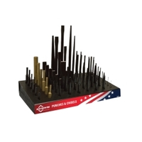 Image Mayhew 80247 57pc Punch & Chisel Display