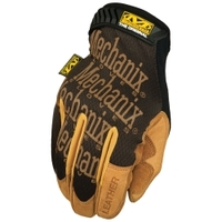 Image Mechanix Wear LMG-75-008 Mechanix Wear Original Leather Small 8 Tan/Black