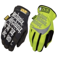 Image Mechanix Wear MECMBP-0591-010 2Pack Original Black and Hi Viz Fast Fit yellow