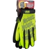 Image Mechanix Wear SMG-55-009 HI-VIZ Original Yellow/ Free Covert FastFit Size M