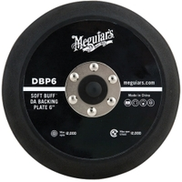 Image Meguiars DBP6 SOFT BUF DA POLISHER BACKING PLATE 6 inch