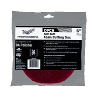 Image Meguiars DFC6 SOFT BUFF DA FOAM CUTTING DISC 6in