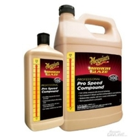 Image Meguiars M10001 Pro Speed Compound Gallon