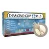 Image Micro Flex DGP-350-M GLV DIAMGP+ MED WH 100/10CS PWDRFR  DISP