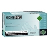 Image Micro Flex L492 High Five Lightly Powdered Industrial Grade Latex Gloves, Medium