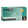 Image Micro Flex L562 High Five® Powder-Free Industrial Grade Latex Gloves, Medium