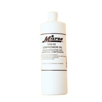 Image Milton Industries 1002-32 OIL COMPRESSOR 32OZ SELL AS 12 @ CASE