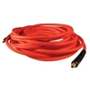 "Image Milton Industries MA1425OR Milton Red Hose PU Hybrid 1/4"" X 25' w1/4"""