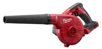 Image Milwaukee Electric Tools 0884-20 M18 Compact Blower (Bare Tool)