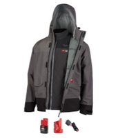 Image Milwaukee Electric Tools 203RN-21S Milwaukee 203RN-21 M12 Heated AXIS Layering S