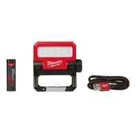 Image Milwaukee Electric Tools 2114-21 Milwaukee USB Rechargeable ROVER Pivoting Flood