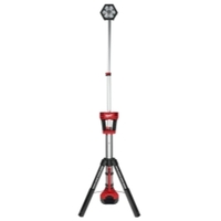 Image Milwaukee Electric Tools 2130-20P M18 LED Power Light w/ 5.0AH Battery & Charger