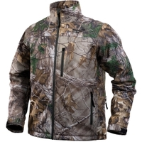 Image Milwaukee Electric Tools 221C-20XL Milwaukee M12 Heated Jacket Only - Realtree X