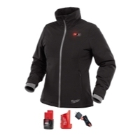 Image Milwaukee Electric Tools 232B-212X Milwaukee 232B-21 M12 Women's Heated Softshel