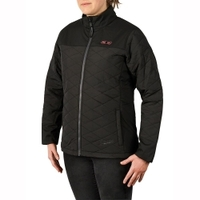 Image Milwaukee Electric Tools 232B-21M-bad Milwaukee Heated Women's SOFTSHELL Jacket