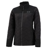 Image Milwaukee Electric Tools 233B-21S M12 Heated Women's Axis Jacket Kit S (Black)