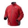 Image Milwaukee Electric Tools 2391-2X M12 Cordless Red Heated Jacket Kit - 2X